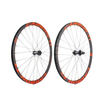 Carbon-Ti X-Wheel Mountain Carbon XC26