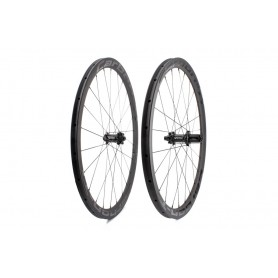 Carbon-Ti X-Wheel SpeedCarbon Disc 38 Tubular