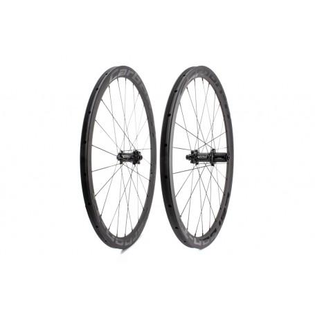 Carbon-Ti X-Wheel SpeedCarbon Disc 38 Tubular