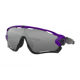 Oakley Jawbreaker Electric Purple Prizm Black