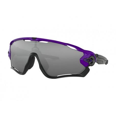 Oakley Jawbreaker Electric Purple Prizm Black