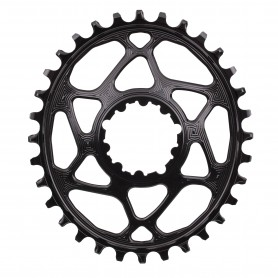Plato AbsoluteBlack OVAL Sram DM Boost