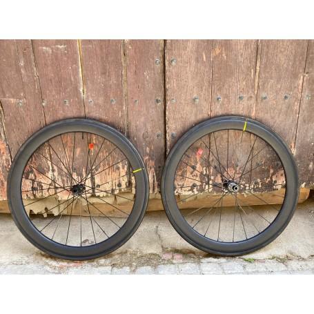 Ruedas bicicleta carretera Mavic Cosmic Pro Carbon UST Disc