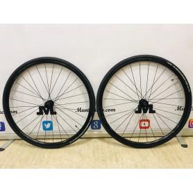 Ruedas bicicleta carretera Shimano RS Disc