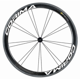 "Corima 47 mm ""WS"" Black clincher"