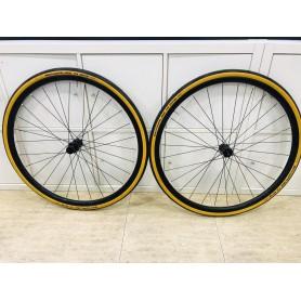 Ruedas bicicleta carretera Syncros RP 2.0 Disc