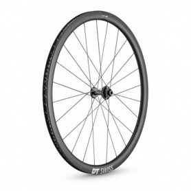 Ruedas DT Swiss PRC 1400 Spline Disc Brake Carbon Clincher 35mm