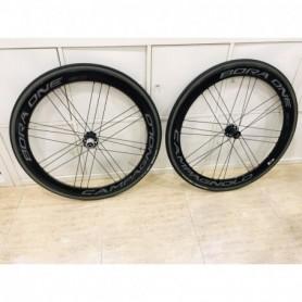 Ruedas bicicleta carretera Campagnolo Bora One 50 Disc