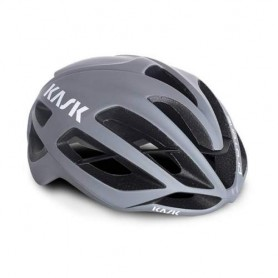 Kask Protone Gris Mate