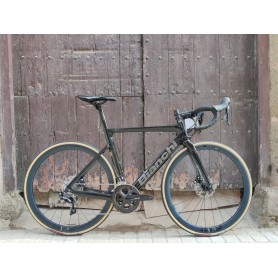Bianchi Aria Disc 105 Fulcrum Air Beat 400