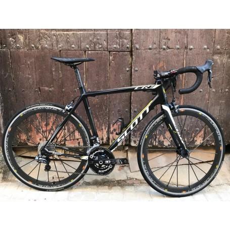 Bicicleta carretera Scott CR1 Comp talla 54