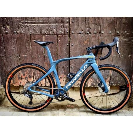 Bicicleta gravel Pinarello Grevil Disk GRX 1x