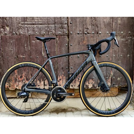 Bicicleta carretera Merida Scultura Disc Force Edition talla S/M