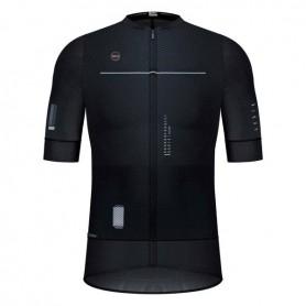 Maillot Gobik Carrera Unisex Black Lead