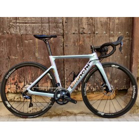 Bicicleta carretera Bianchi Aria Disc E-Road talla 53