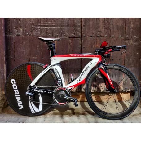 Bicicleta contrarreloj Wilier Triestina Chrono Cento 1 talla M