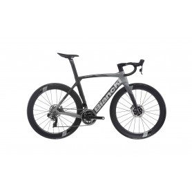 Bianchi Oltre XR4 Disc - Red AXS