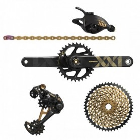 Grupo Sram XX1 Eagle Gold Boost DUB
