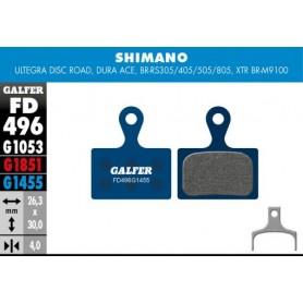 Pastillas de freno Galfer Road Avid Elixir, Sram X & DB Series