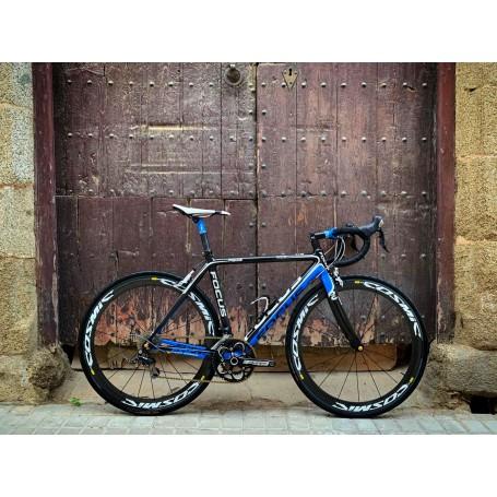Bicicleta carretera Focus Cayo talla M