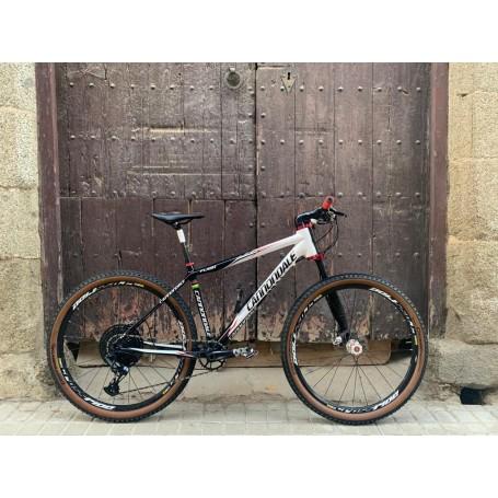 Bicicleta BTT Cannondale Flash Carbon 27.5 talla M RESERVADA