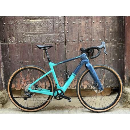 Bicicleta Gravel Bianchi Arcadex GRX600 40 talla S