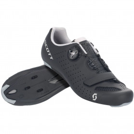 Zapatillas Scott Road Comp Boa Black/Silver