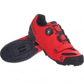 Zapatillas Scott MTB Comp Boa Red/Black