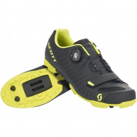 Zapatillas Scott MTB Comp Boa Black/Yellow