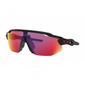 Oakley Radar EV Advancer Polished Black Prizm Road
