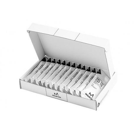 Caja 12× hidrogel Maurten GEL 100 CAF 100