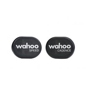 Pack sensores velocidad y cadencia Wahoo RPM