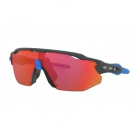 Oakley Radar EV Advancer Matte Carbon Prizm Trail Torch