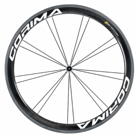 "Corima 47 mm ""WS"" Black Disc Brake clincher"
