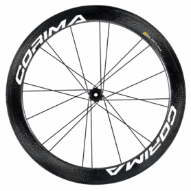"Corima 58 mm ""WS"" Black Disc Brake tubular"